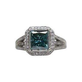 Blue Diamond 3 Carat