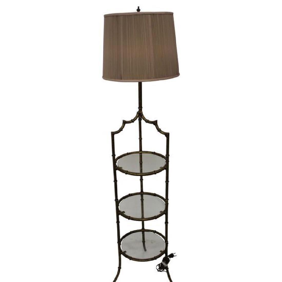 Mid Century Hollywood Regency Floor Lamps - 2