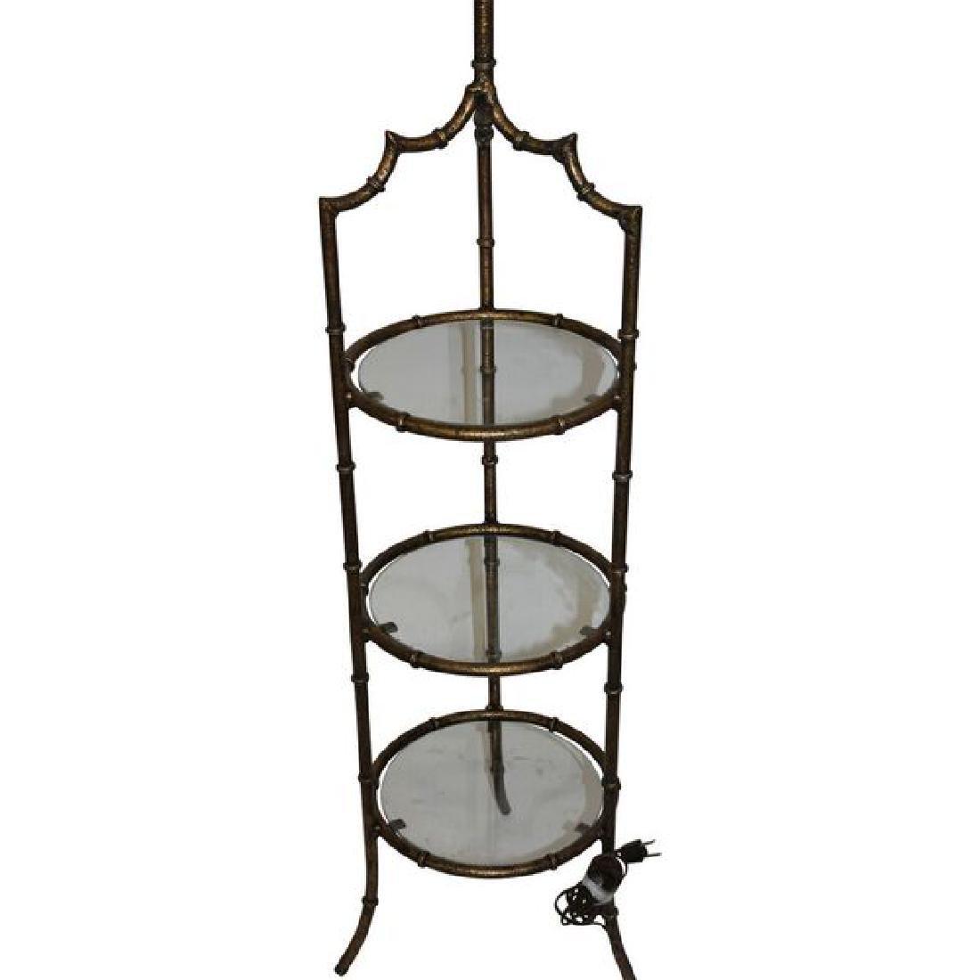 Mid Century Hollywood Regency Floor Lamps - 3
