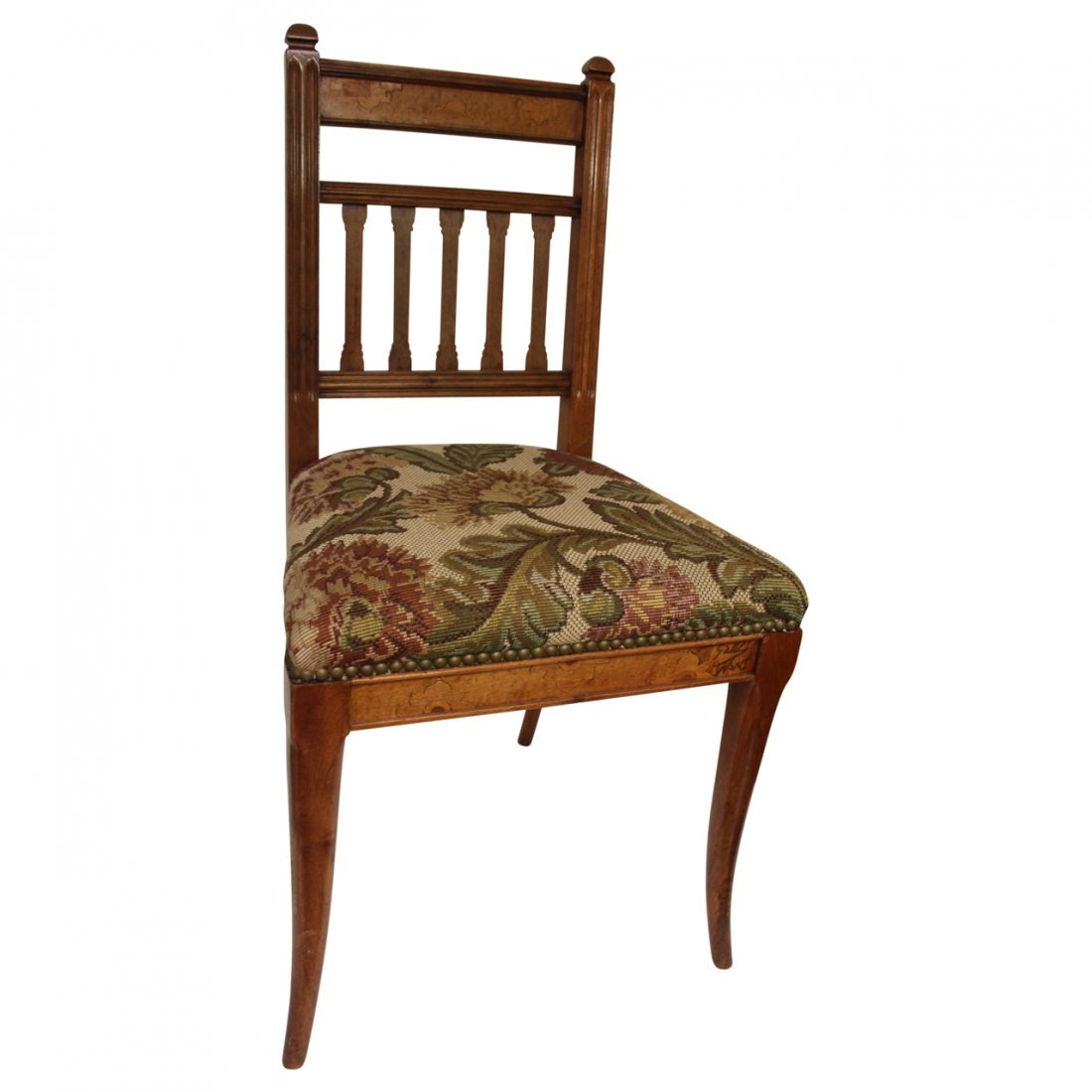 SIDE CHAIR EMILE GALLE (1846-1904)