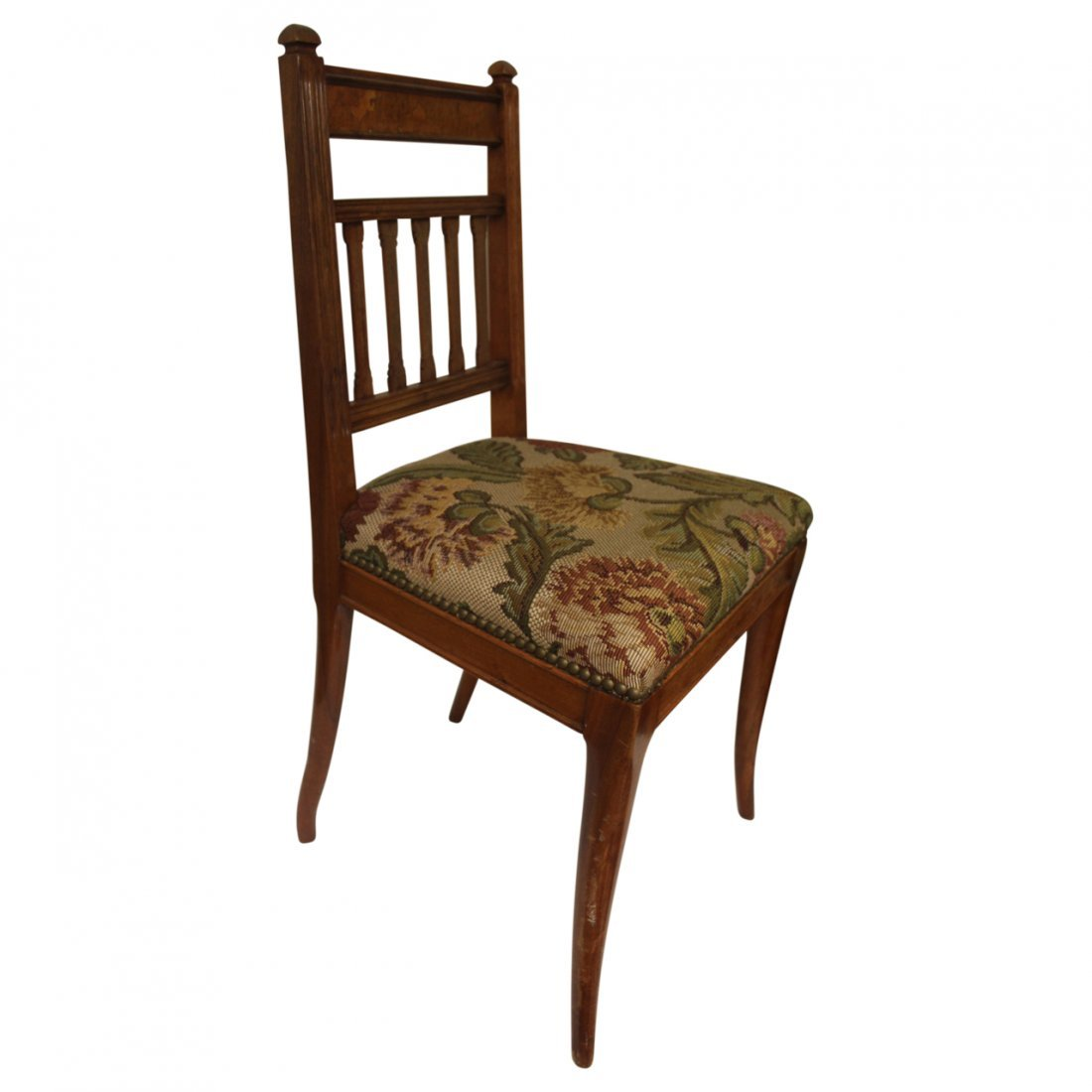 SIDE CHAIR EMILE GALLE (1846-1904) - 2