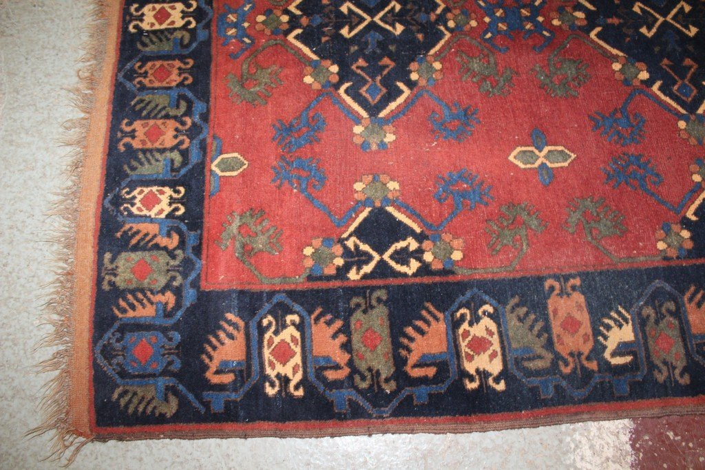 Persian Handmade Rug - 3