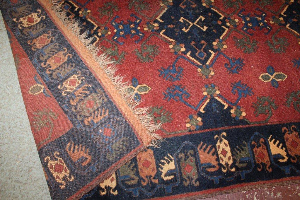 Persian Handmade Rug - 4
