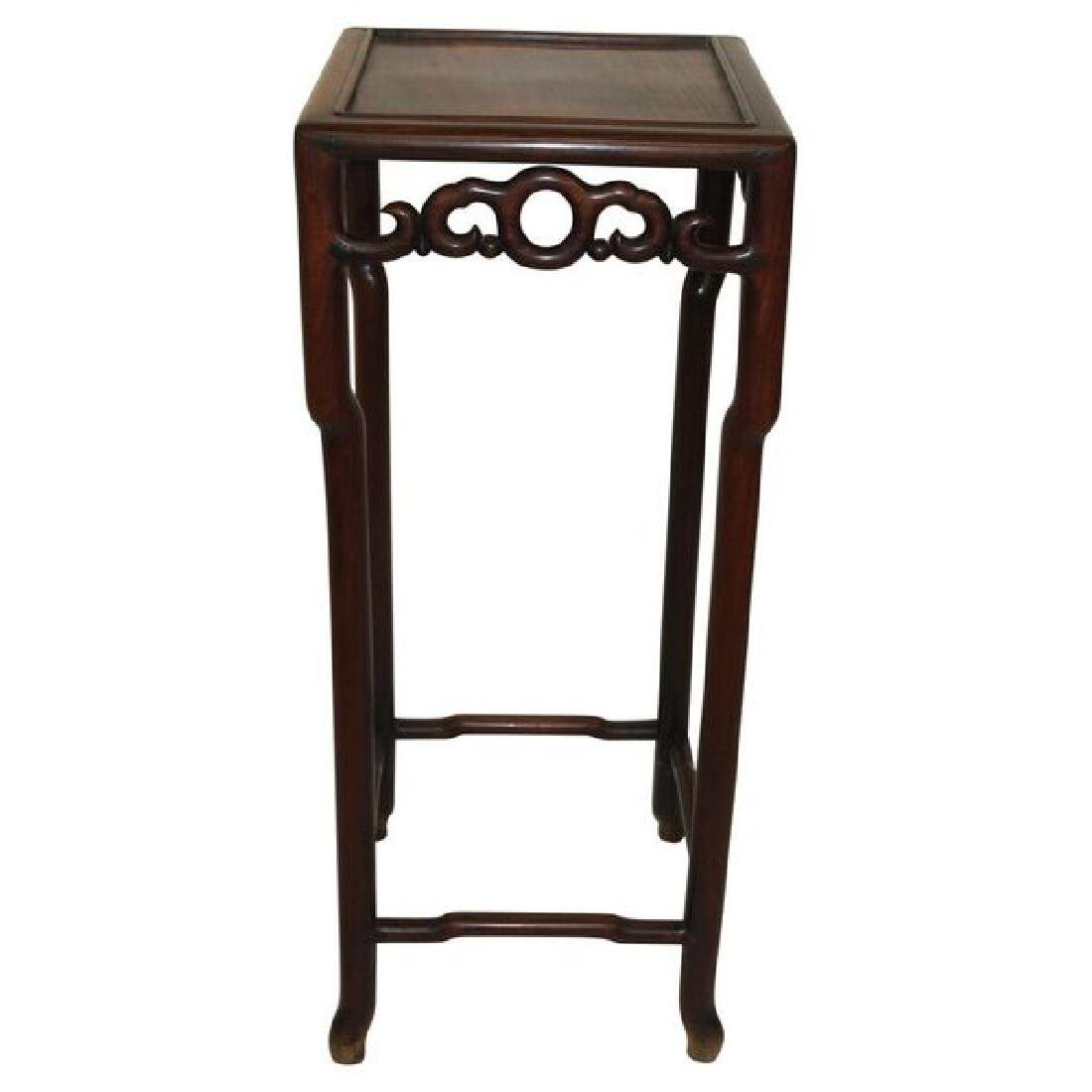 Asian Chinese Plant Stand - 2