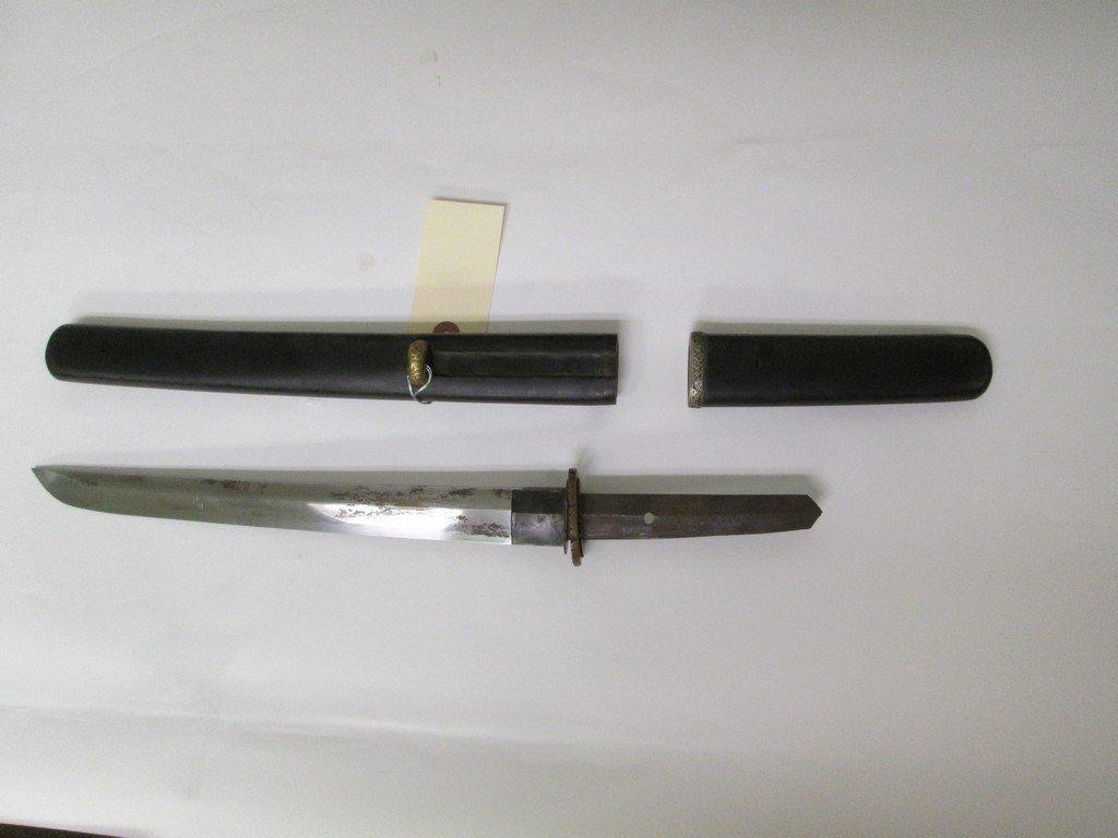 Antique Japanese Small Samurai Sword