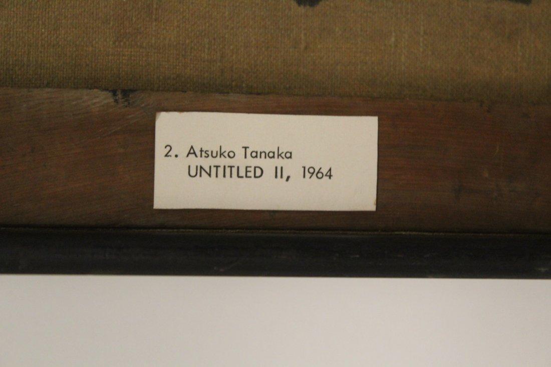 Atsuko Tanaka Polymer on Canvas - 6