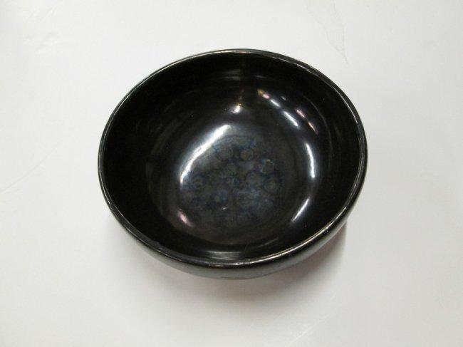 Maria Martinez Black Pottery Bowl