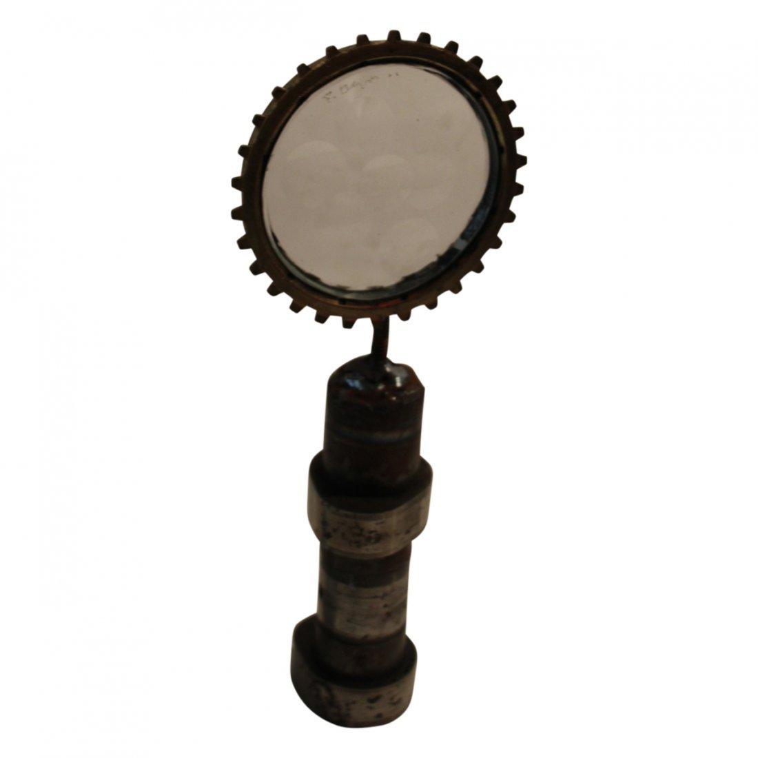 1 Feliciano Bejar Brass and Crystal Miniature Magiscope