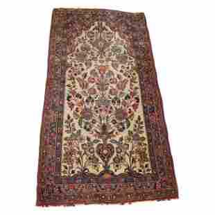 Small Old Persian Carpet