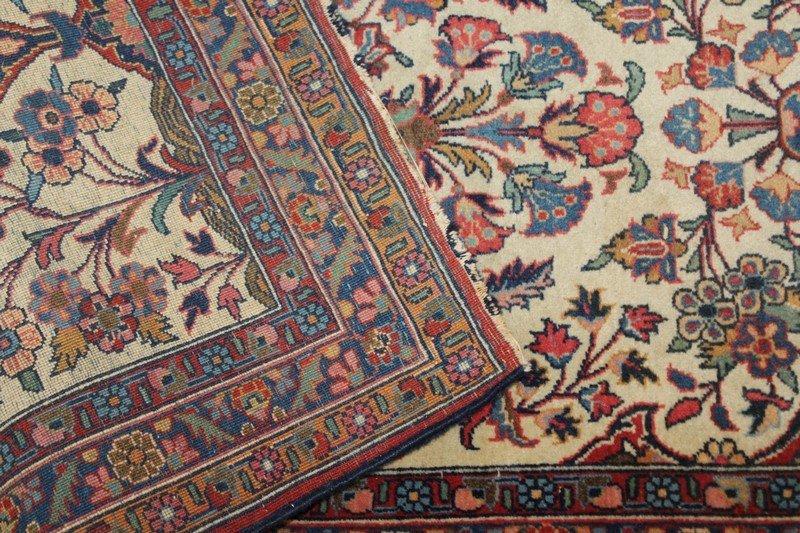 Small Old Persian Carpet - 2