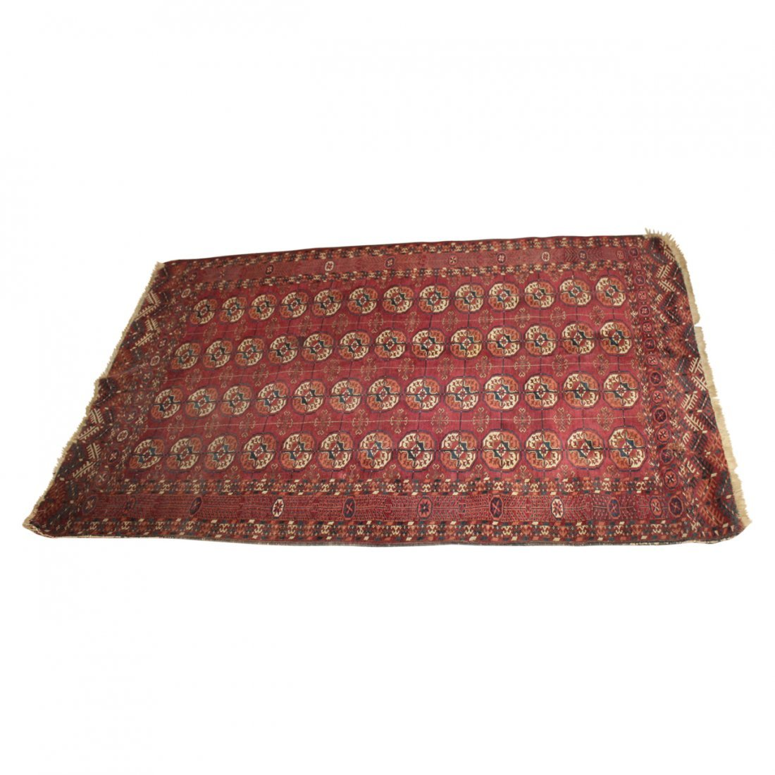 Fine Antique Tekke Turkoman Carpet