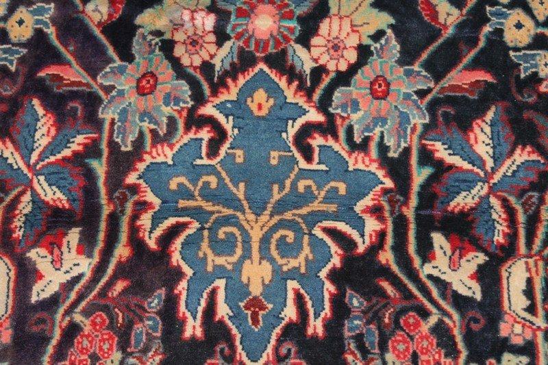 Vintage Persian Sarouk Carpet - 3