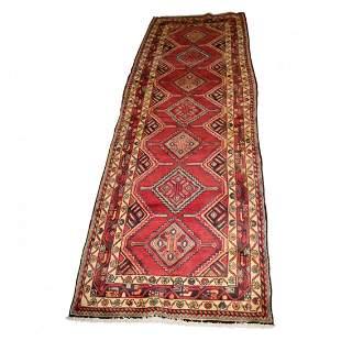 Vintage Hamadan Persian Carpet