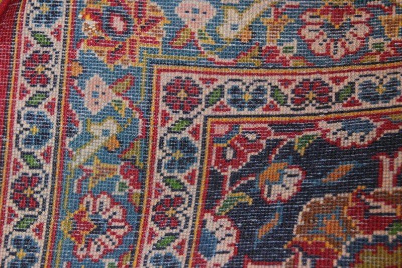 Antique Persian Room Size Carpet - 2