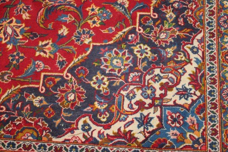 Antique Persian Room Size Carpet - 4