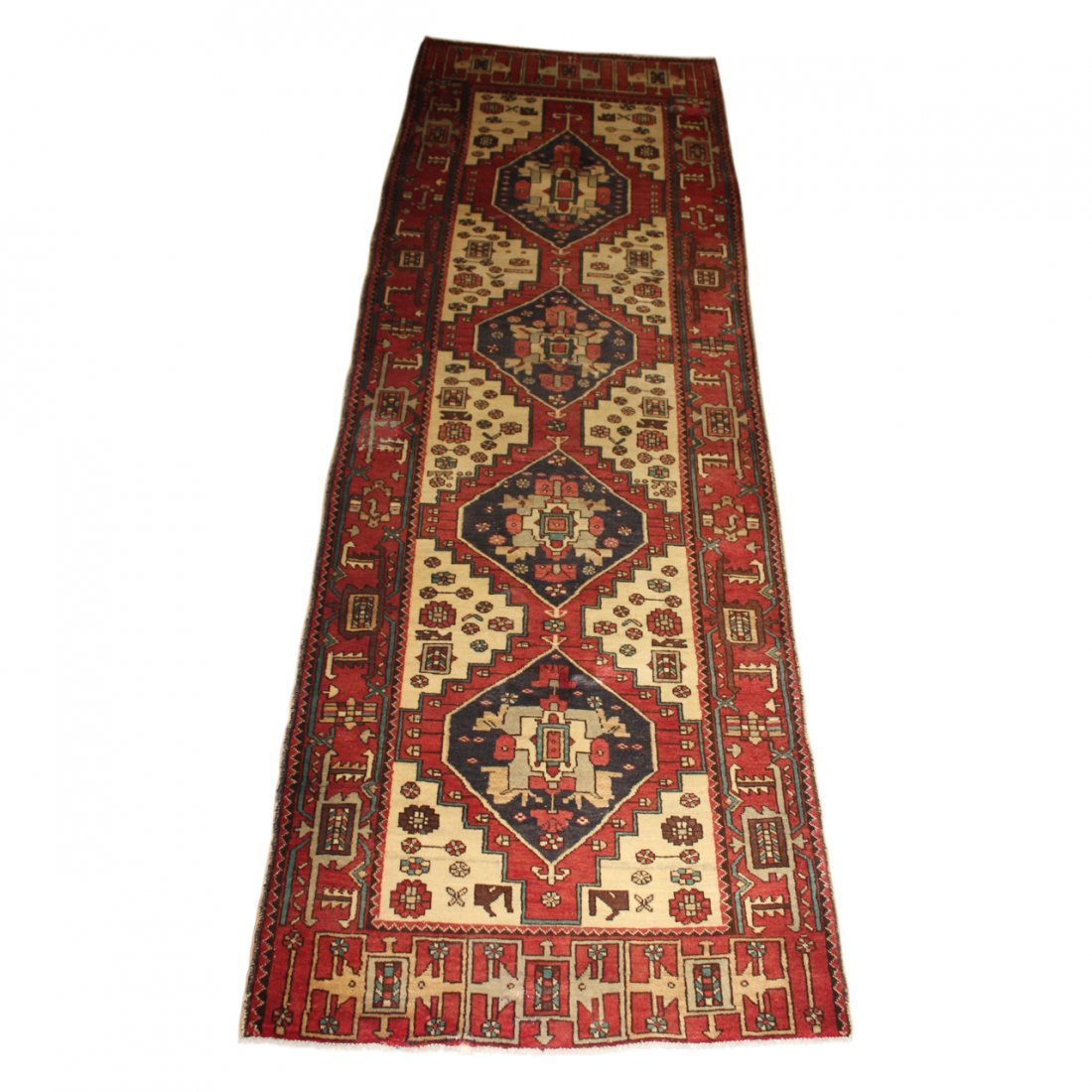 Vintage Persian Ardabil Carpet