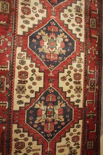 Vintage Persian Ardabil Carpet - 2