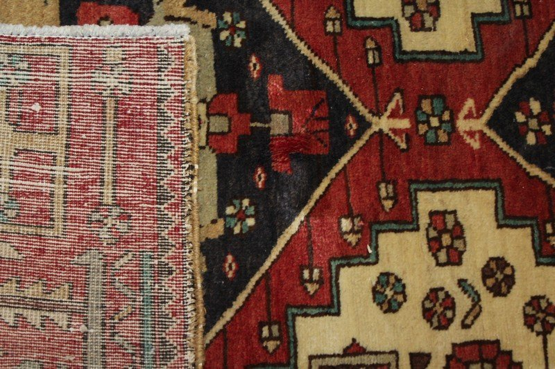 Vintage Persian Ardabil Carpet - 3