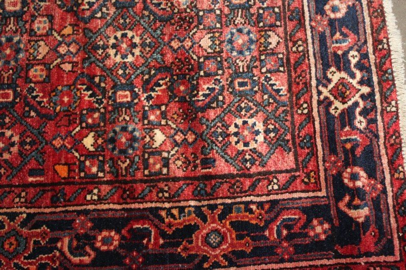 Vintage Persian Hamadan Carpet - 2