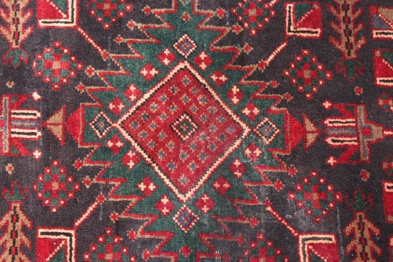 Heriz Style Persian Carpet - 2