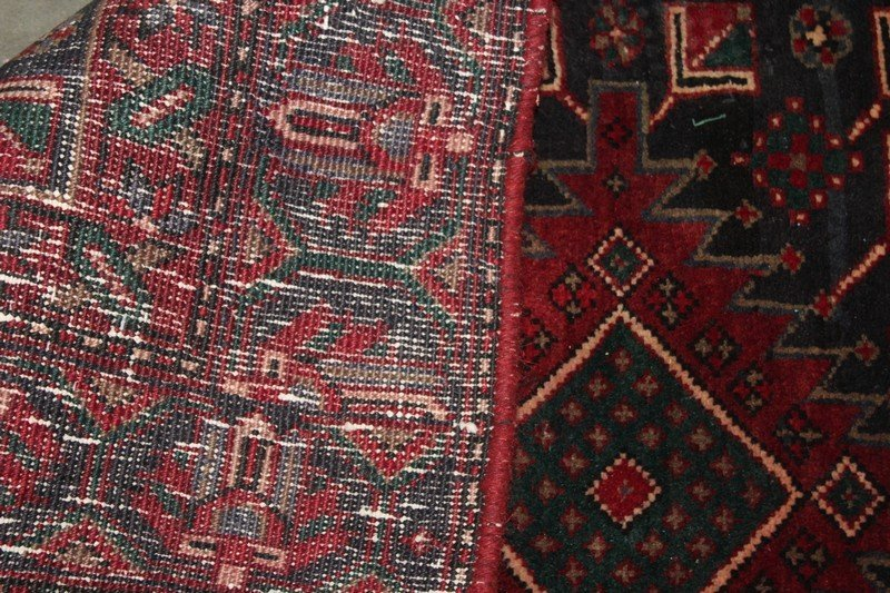 Heriz Style Persian Carpet - 3
