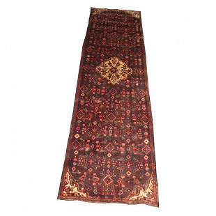 Vintage Persian Hamadan Carpet