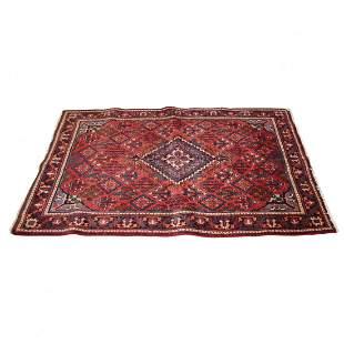 Vintage Mayma Persian Carpet