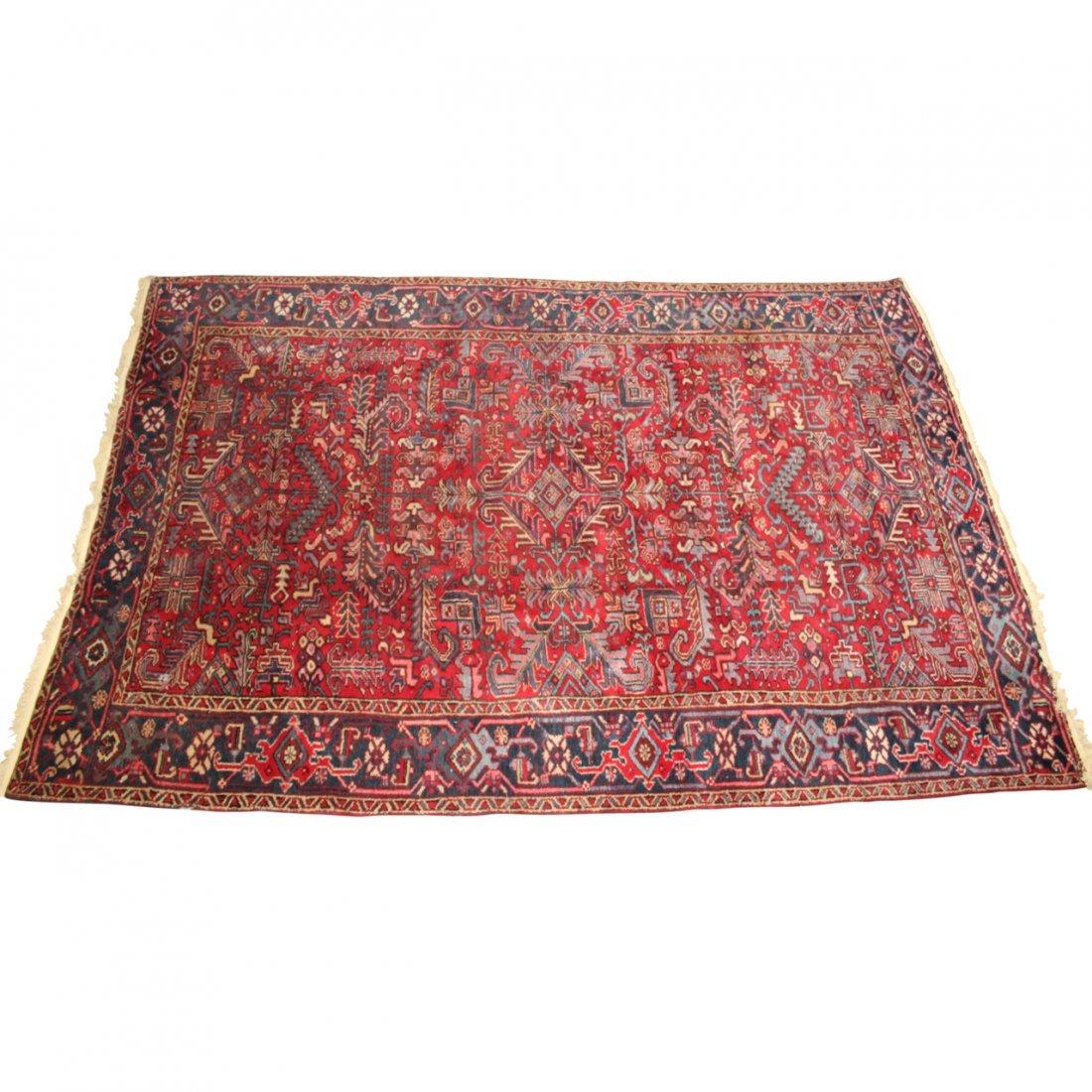 Antique Persian Large Heriz