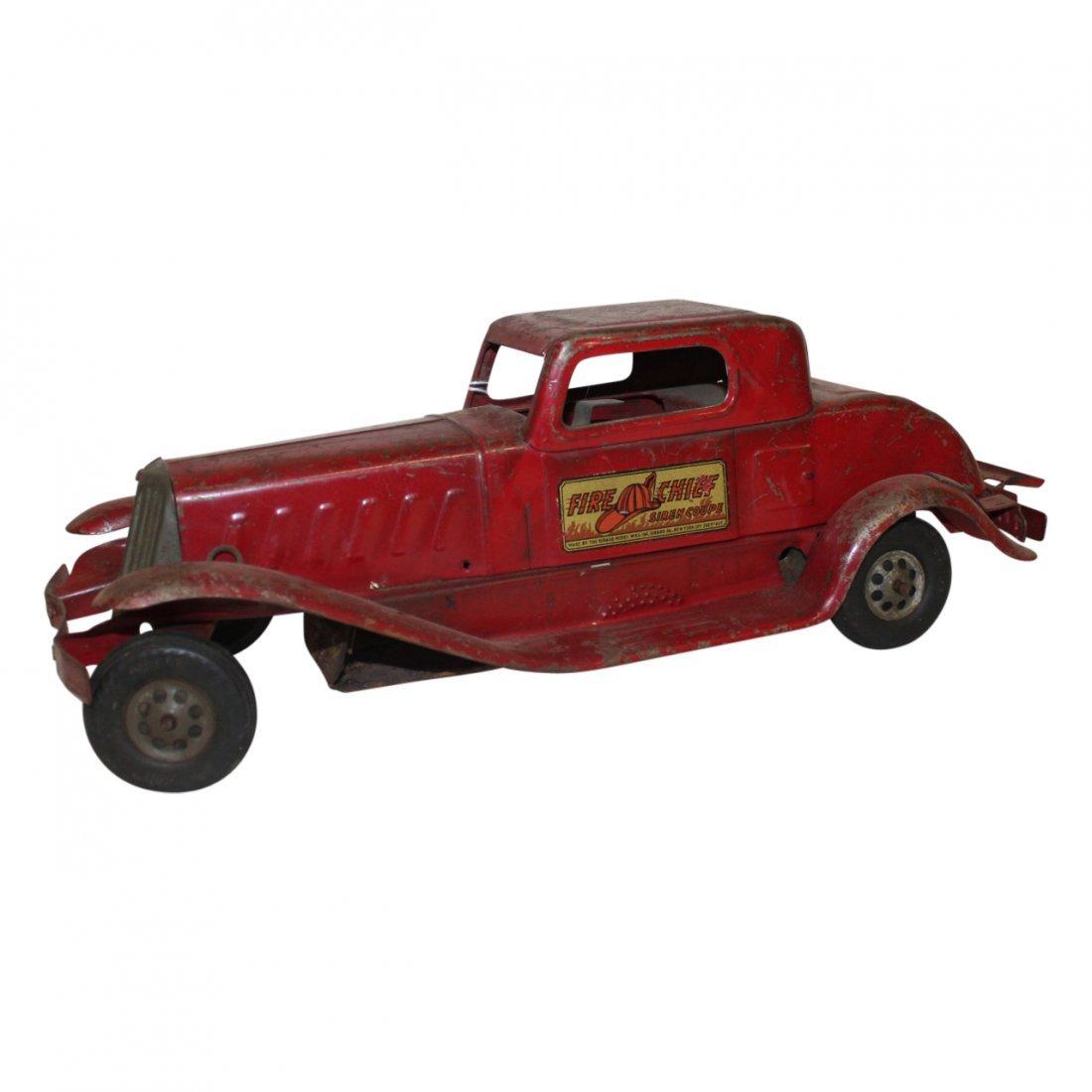 Toy Metal Car Girard Model Works