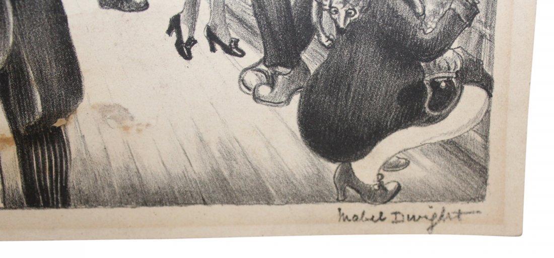 Print Mabel Jacque Williamson Dwight  (1876 - 1955) - 2