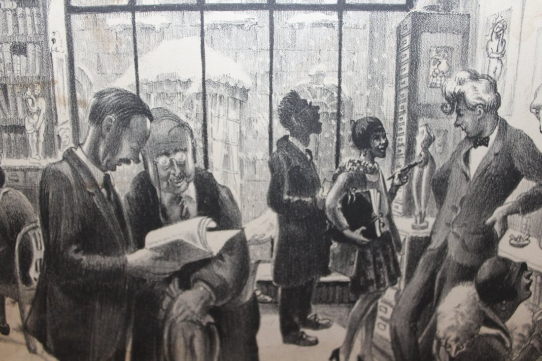 Print Mabel Jacque Williamson Dwight  (1876 - 1955) - 3