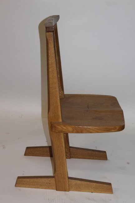 MCM Style Chair in the Manner of Nakishima - 2