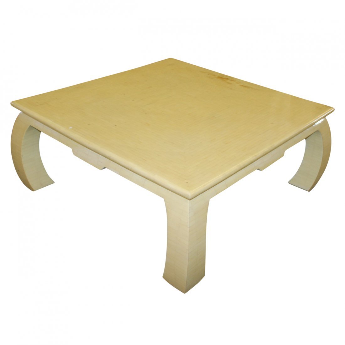 Tesellated Asian Style Coffee Table Enrique Garcel