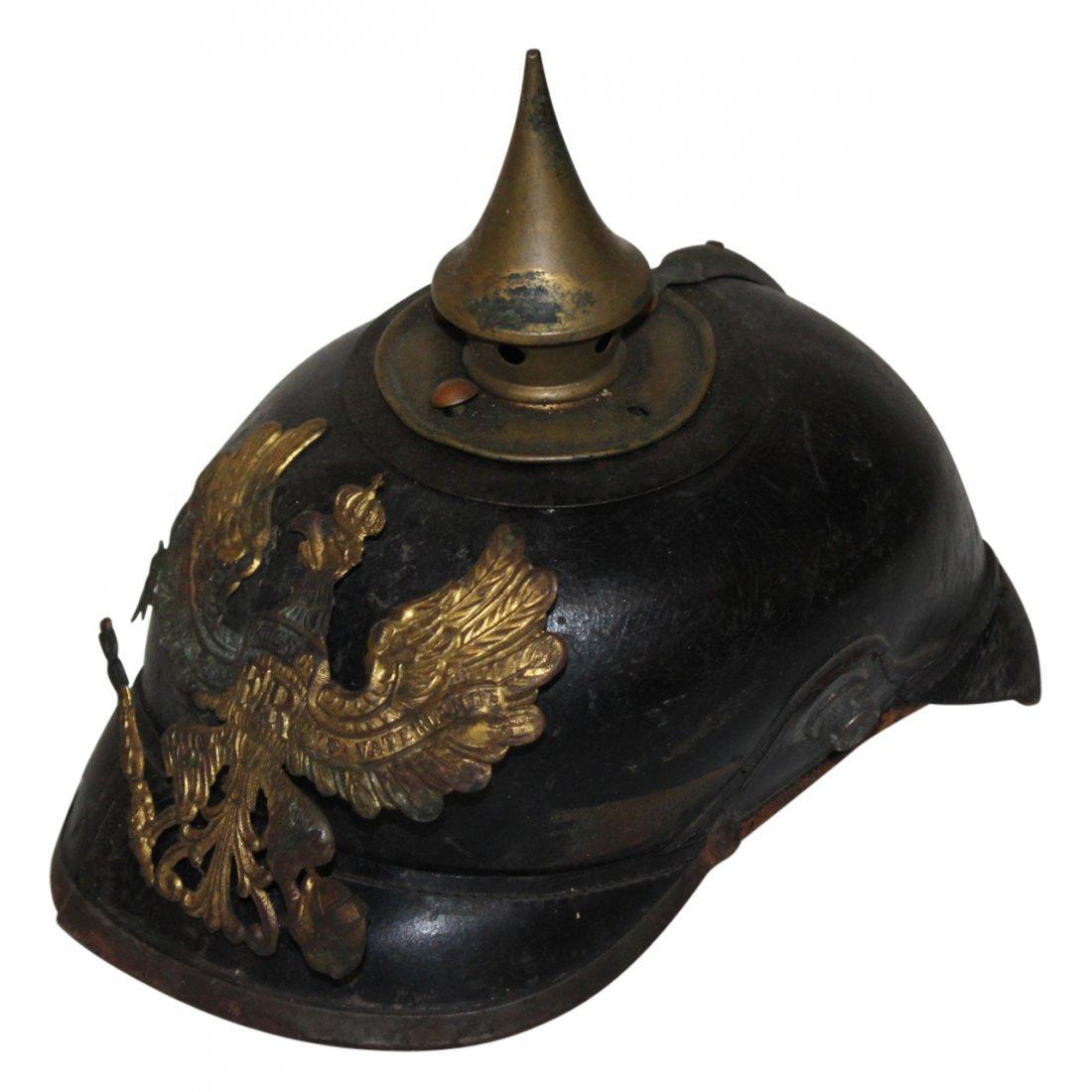 Antique German Prussian Helmet