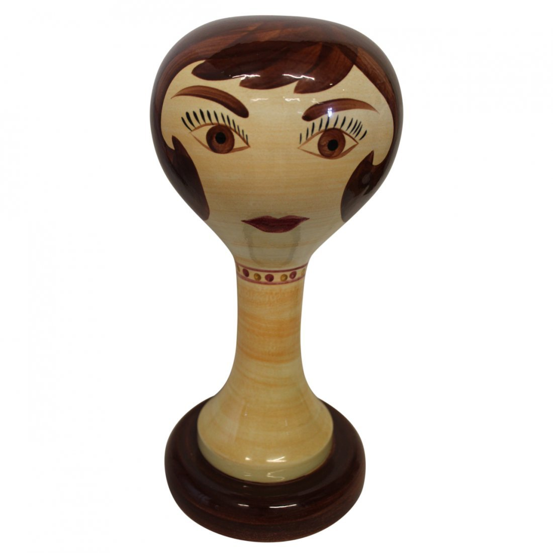 Stangl Pottery Hat Whig Stand
