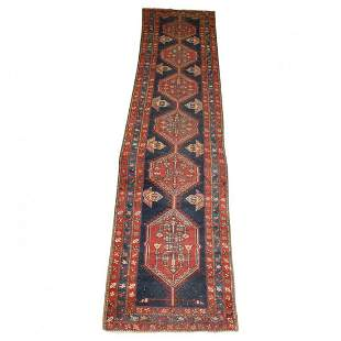Antique Persian Hamadan Runner