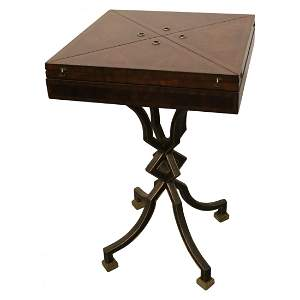 Maitland Smith Handkerchief Table