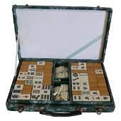 Vintage Chinese Mahjong Set