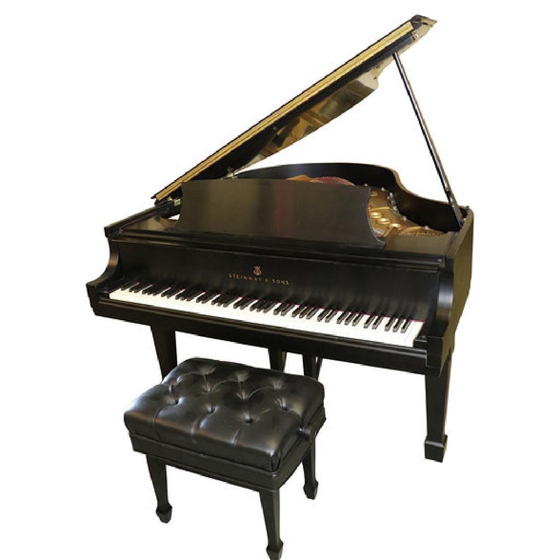 Fine Steinway Baby Grand Piano