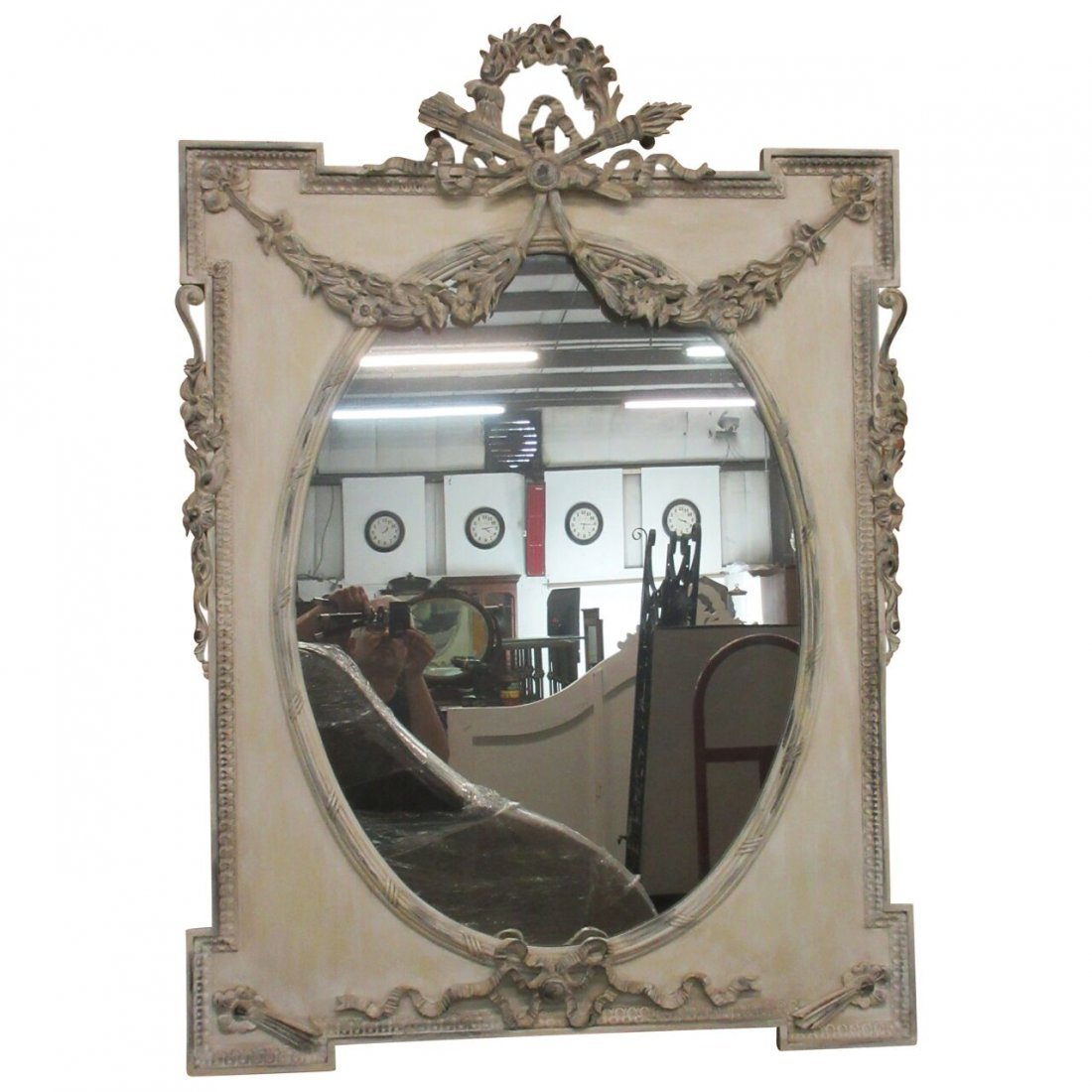 Country French Style Mirror