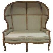 Louis XV Style Porter Canopy Chair