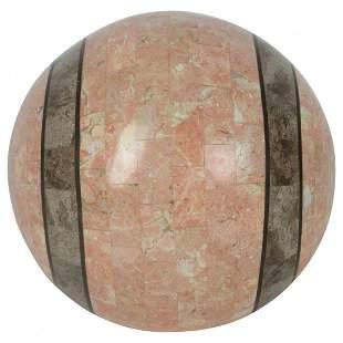 Tessellated Geometric Figure of a Sphere