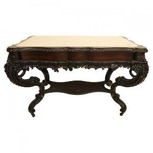 Fine Rare John Henry Belter Center Table