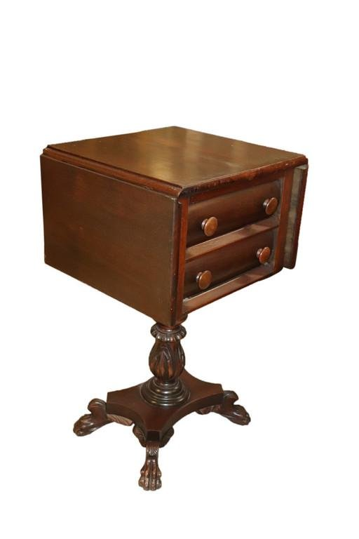 EMPIRE TWO DRAWER NIGHT STAND