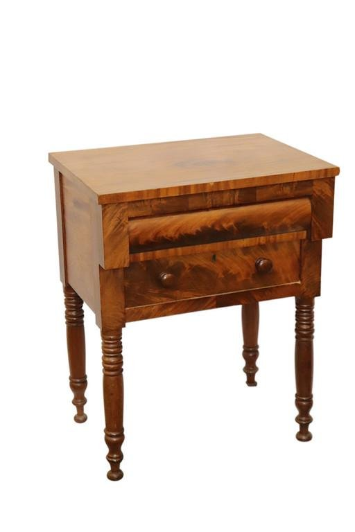 2 DRAWER EMPIRE STAND