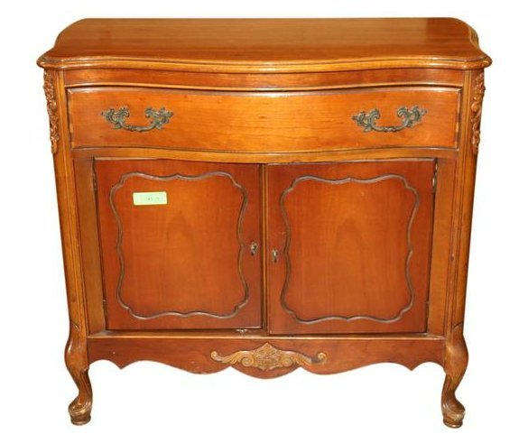 VINTAGE FRENCH STYLE SERVER