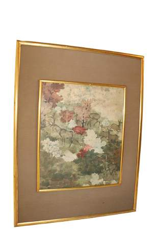 VINTAGE CHINESE MUSEUM REPRODUCTION ART