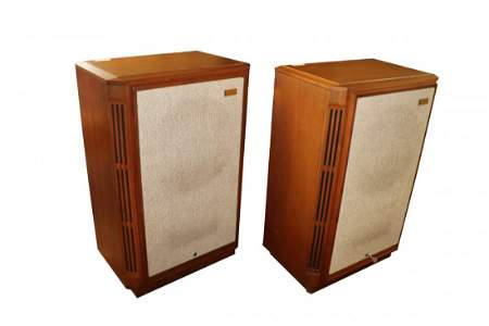Pair of Tannoy Edinburgh Speakers, UK