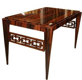 Manner of Emile Jacques Ruhlmann Rosewood Center Table