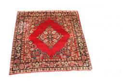 Small Vintage Persian Rug
